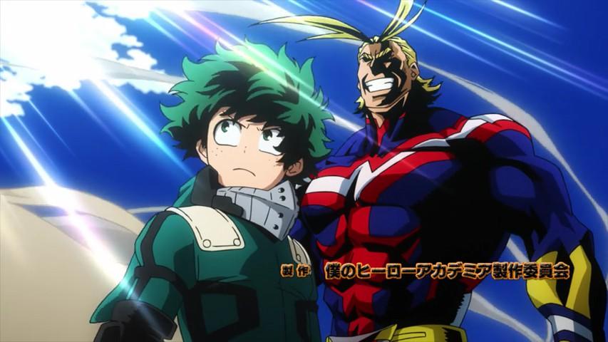 My Hero Academia Chapter 297