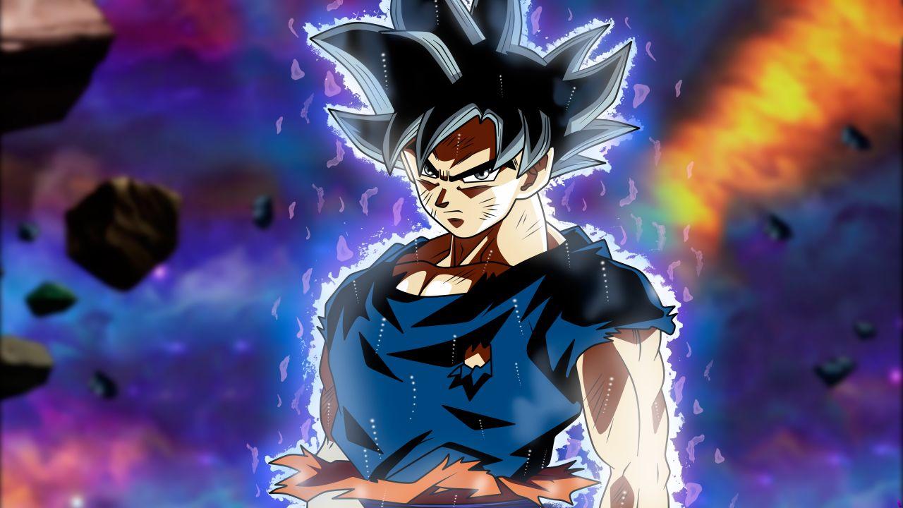 goku UI dragon ball heroes 15