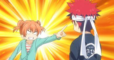 Shokugeki no Souma Season 4 Food Wars