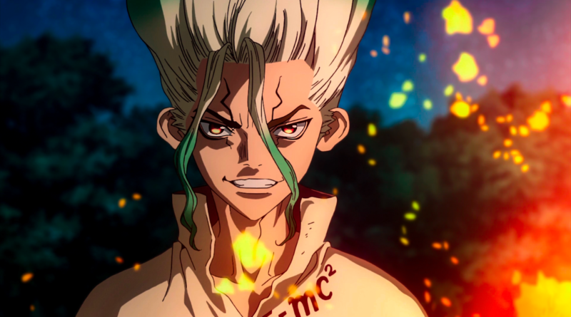 Dr Stone episode 127