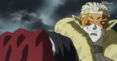 Dragon Ball Heroes Epsiode 17