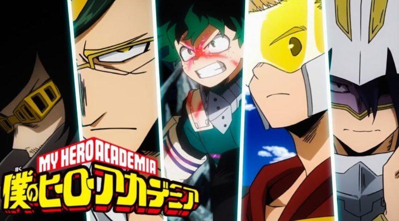 My Hero Academia Season 4 - SAME-DAY SimulDub Funimation Announcement