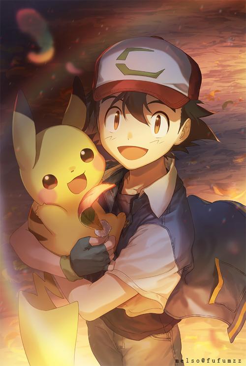 pokemon manga
