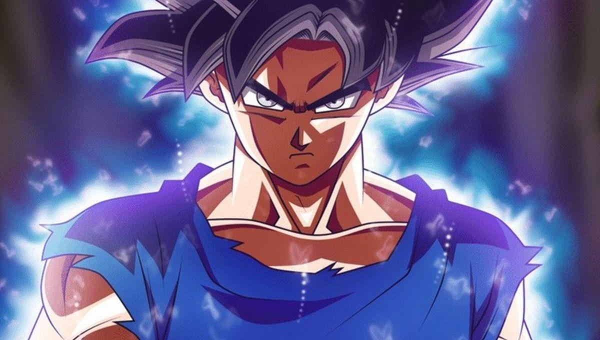 Goku Ultra Instinct- Tournament of Power