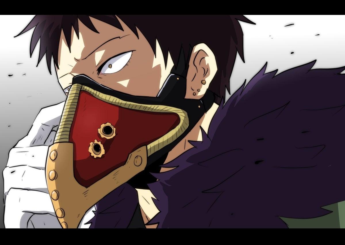 Overhaul Boku no Hero Academia