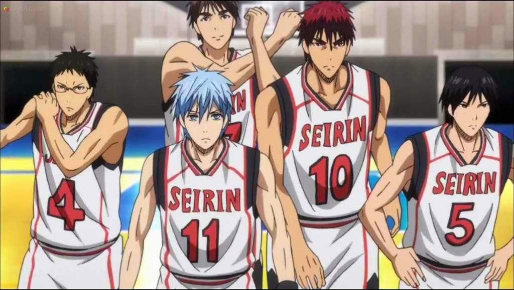 Seirin high-kuroko no basket season 4