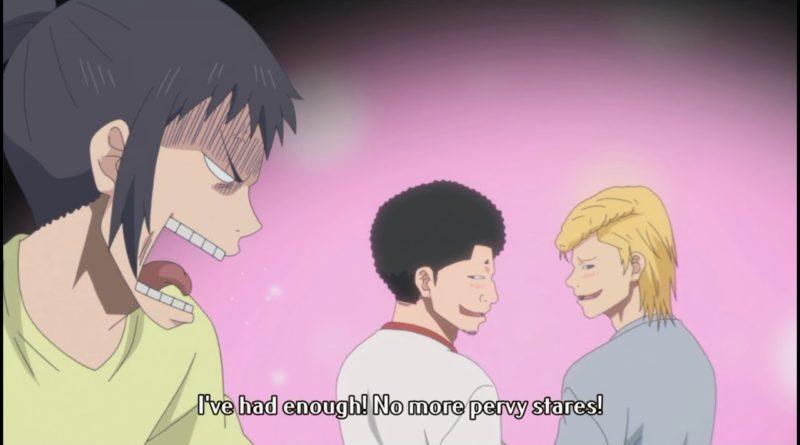 Ahiru No Sora episode 12