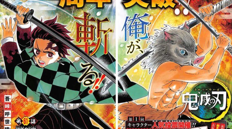 Kimtsu No Yaiba Demon Slayer Chapter 187
