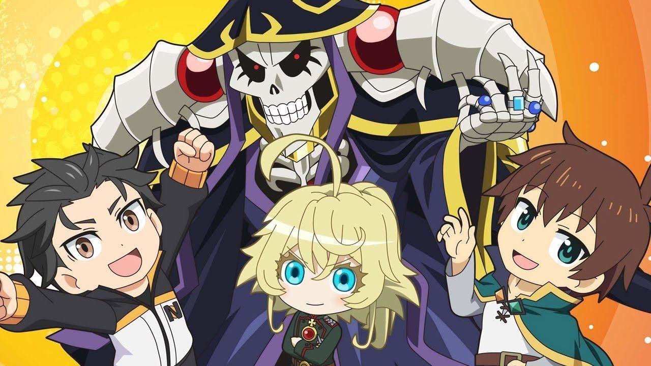 Isekai Quartet Season 2 Episode 4.