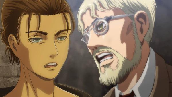 Shingeki no Kyojin chapter 126