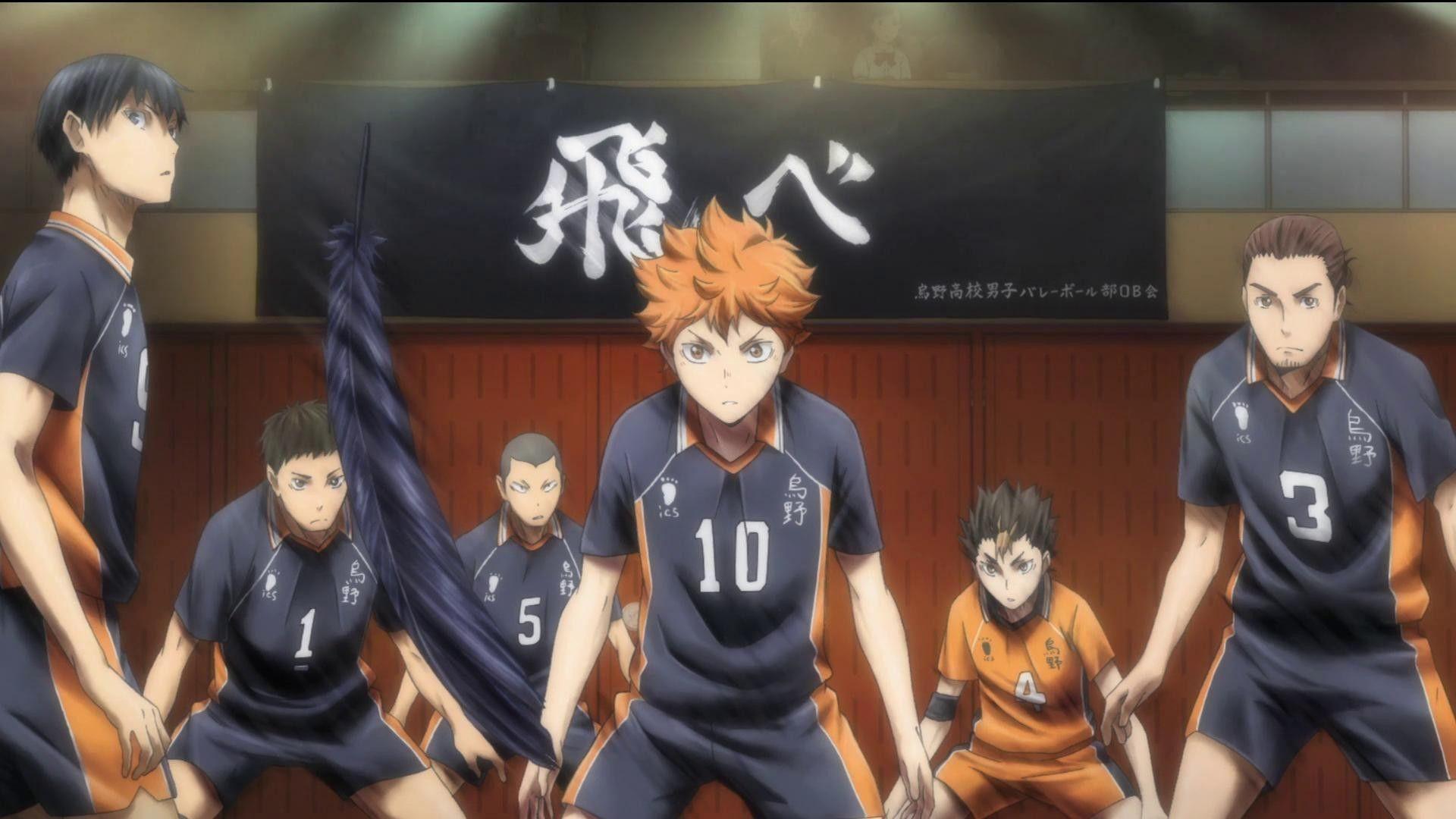 Haikyuu Season 4 Episode 1