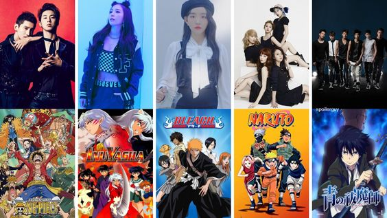 5 Famous K-Pop Artists Released Anime Theme Songs