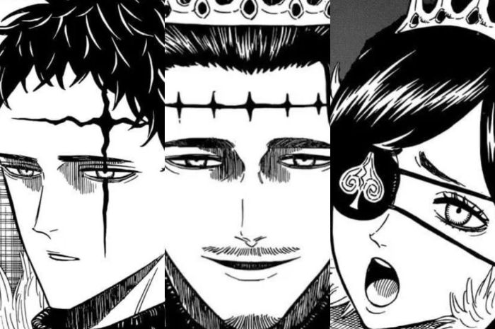Black Clover Chapter 240
