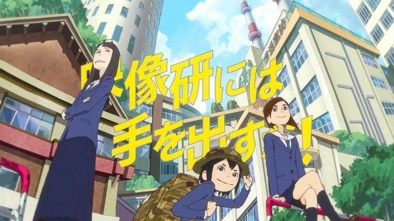 Eizōken ni wa Te o Dasu na! Anime lança Noriko Hidaka como mãe de Tsubame