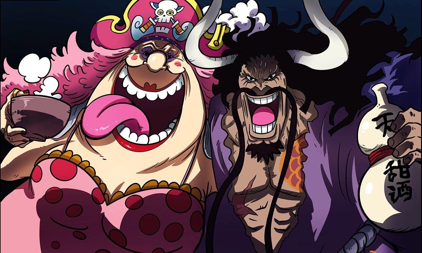 Kaido Big Mom One Piece Episode 924 Alliance Watch Online