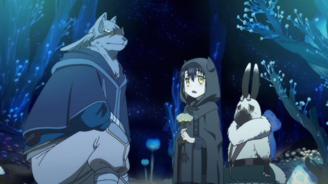 Somari to Mori no Kamisama Episode 7
