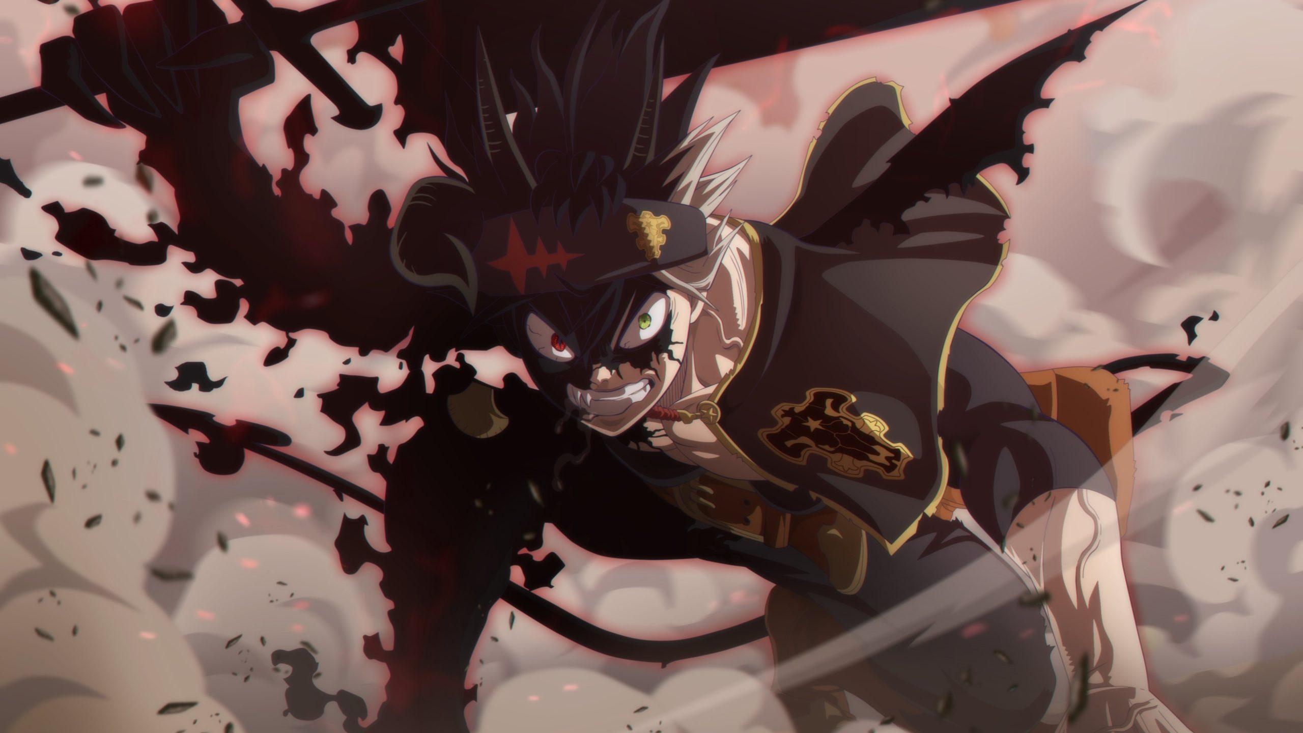 How Strong Is Asta S Demon The Secret Past Of Asta S Devil Grimoire
