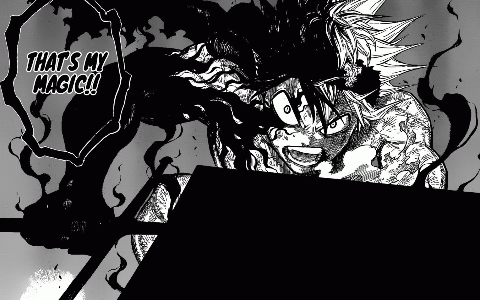 Black Clover Chapter 249