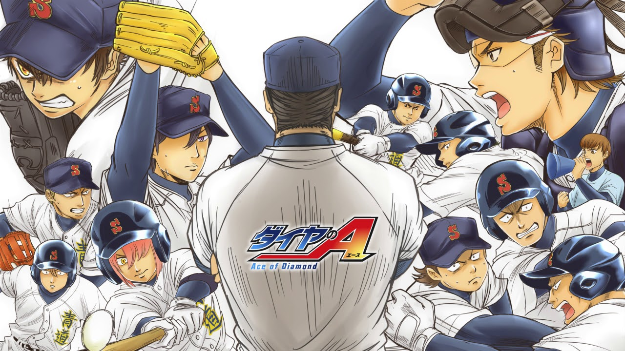 Diamond no Ace Act 2 chapter 209