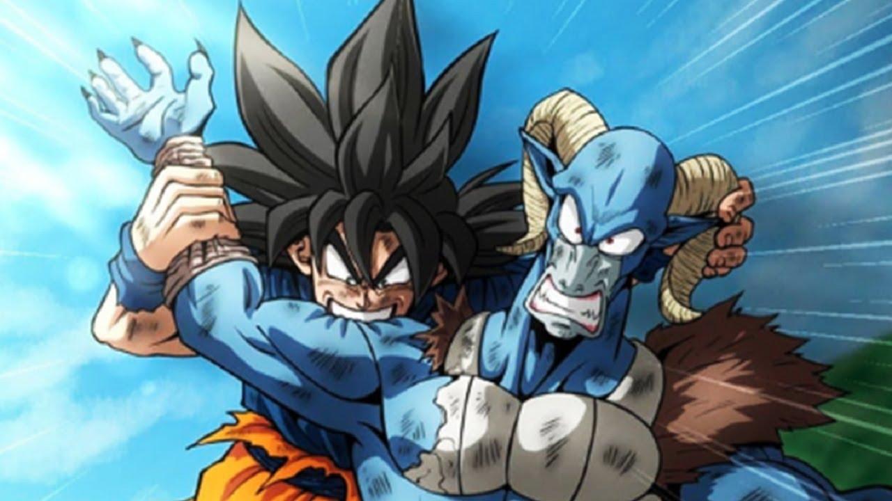 Goku vs Moro, Dragon Ball Super Chapter 60