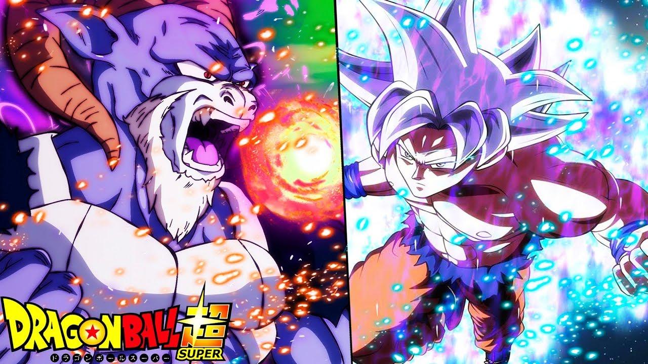 Goku vs Moro - Dragon Ball Super Chapter 66