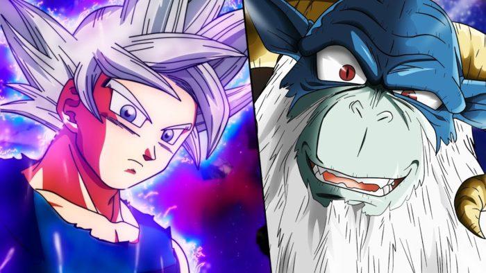 Moro vs Goku Dragon Ball Super Chapter 59