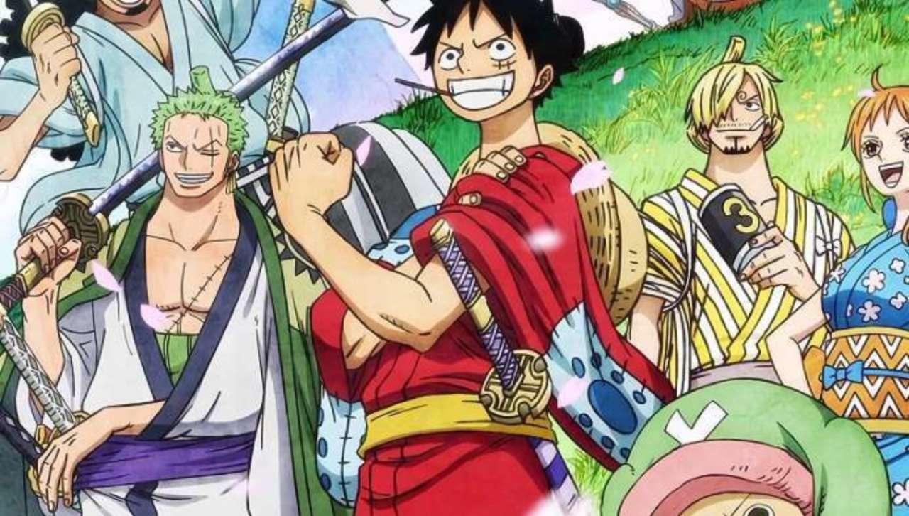 Watch One Piece Episode 928