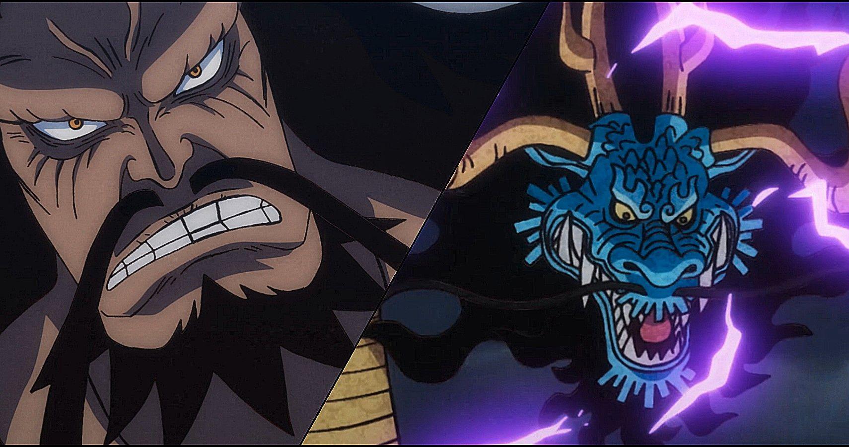 Yonko Kaido One Piece 977 Read Online