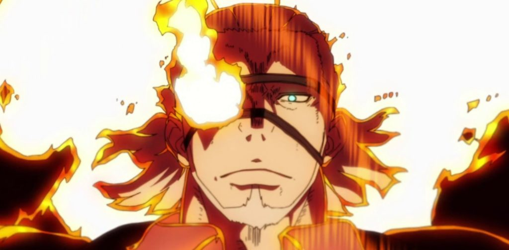 Strongest Fire Force Characters