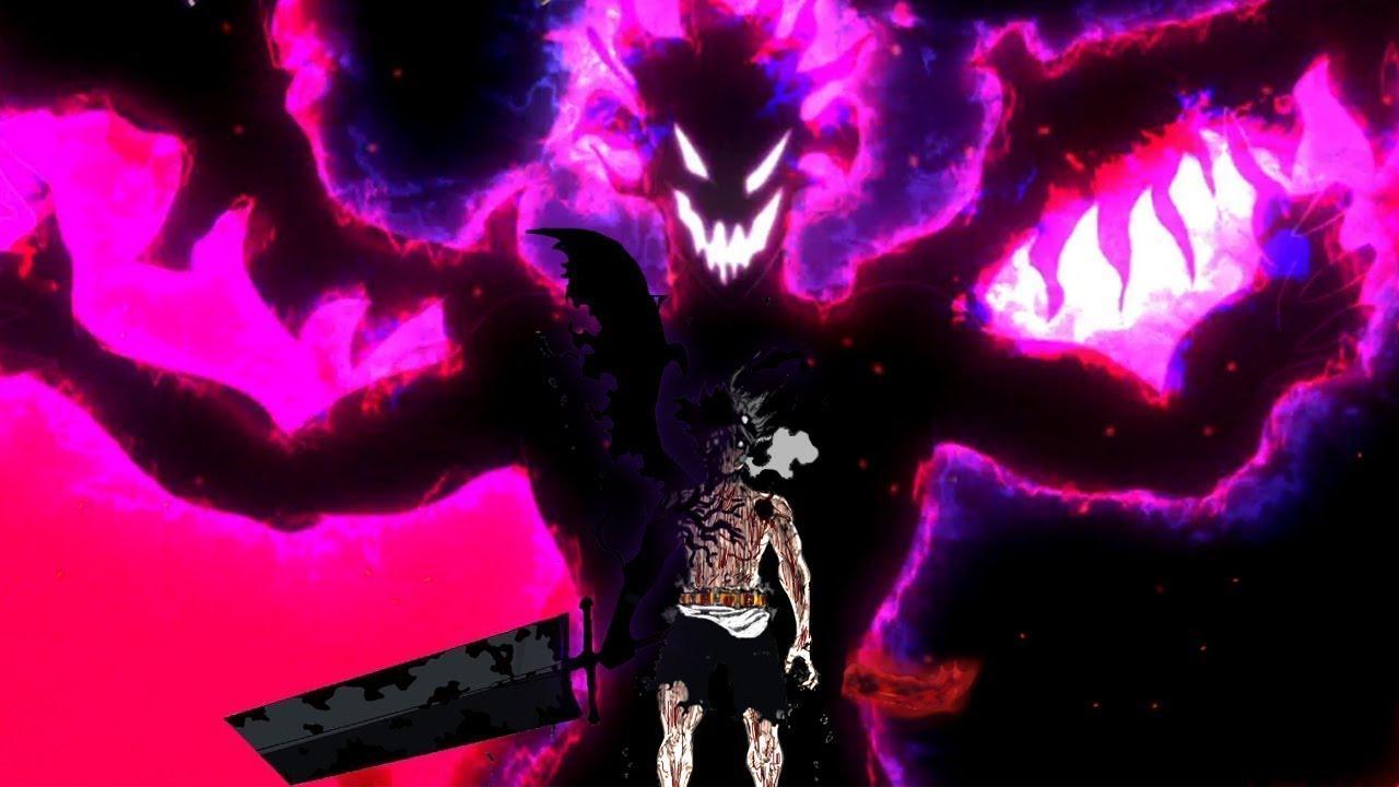 Asta Devil Demon