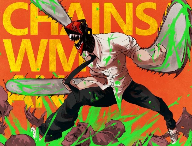 Chainsaw Man 68