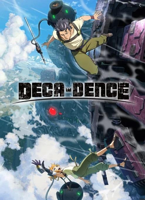 Deca Dence anime