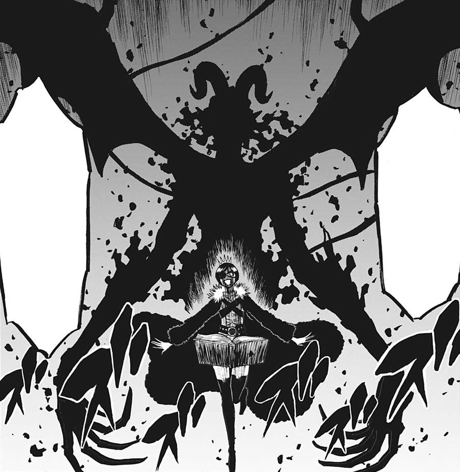 Black Clover Chapter 254
