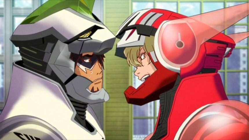 Tiger and Bunny Season 2
