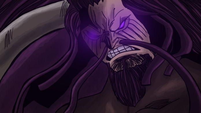 Kaido Son is Yamato