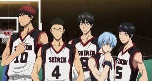 Anime similar to Kuroko no Basket