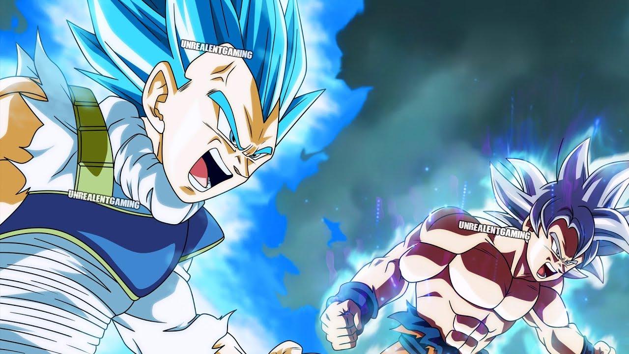 Dragon Ball Super Chapter 60 - Vegeta vs Moro