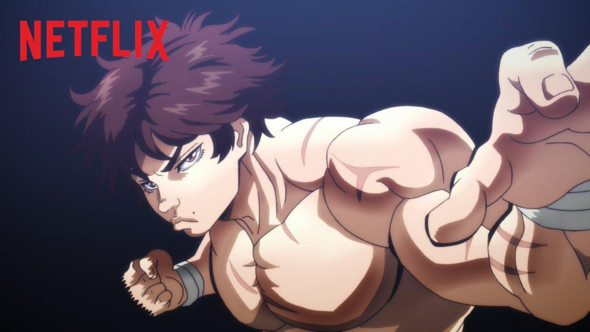 Netflix India Releases Baki Season 2