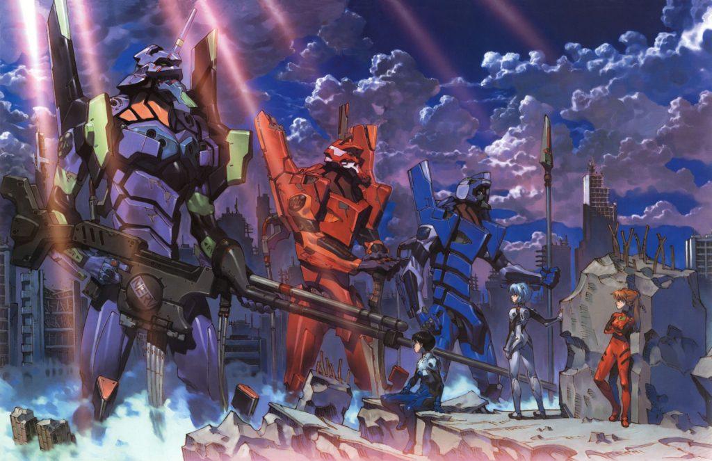 Classic Anime like Cowboy Bebeop