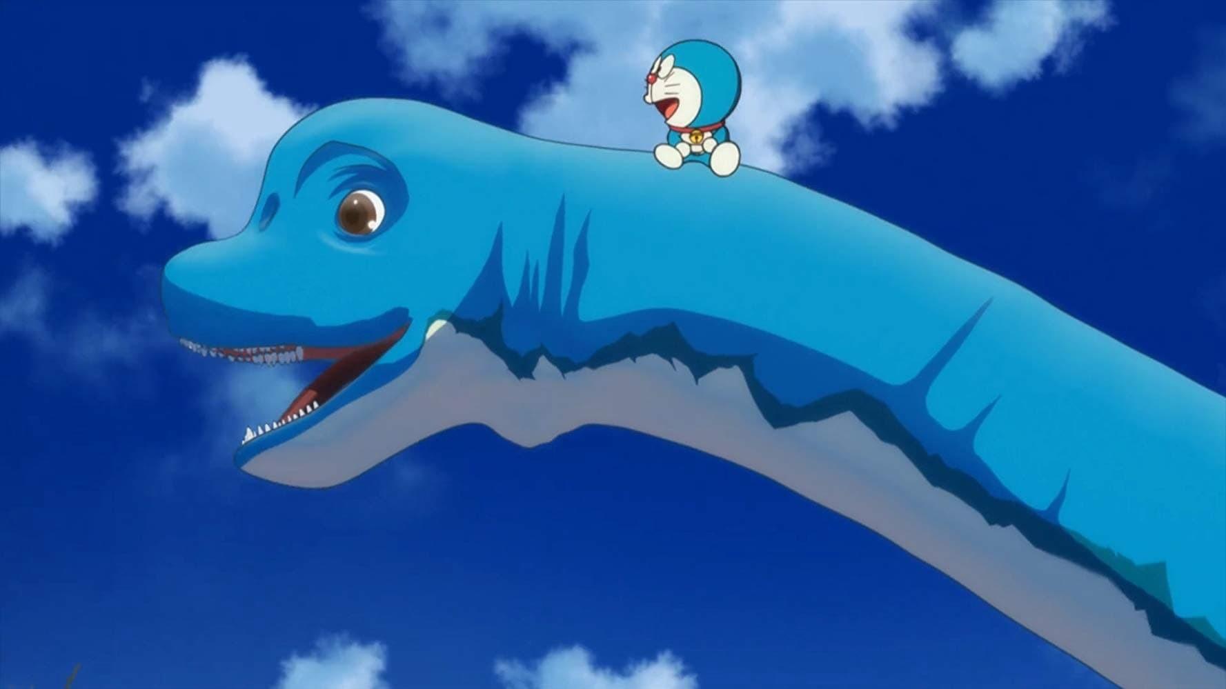 Doraemon the Movie: Nobita's New Dinosaur Stays On Rank 2 In The ...