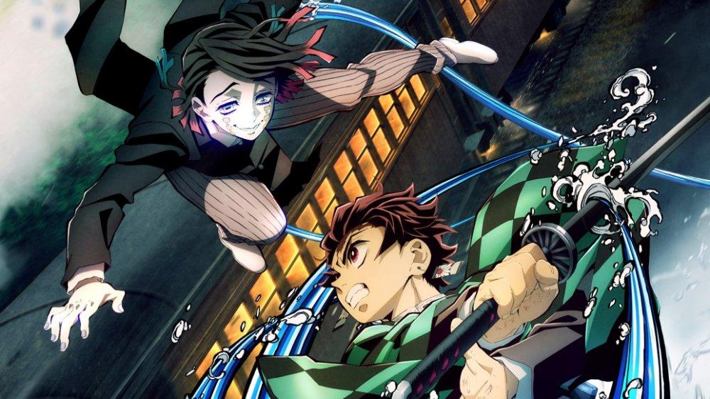 Upcoming anime movies