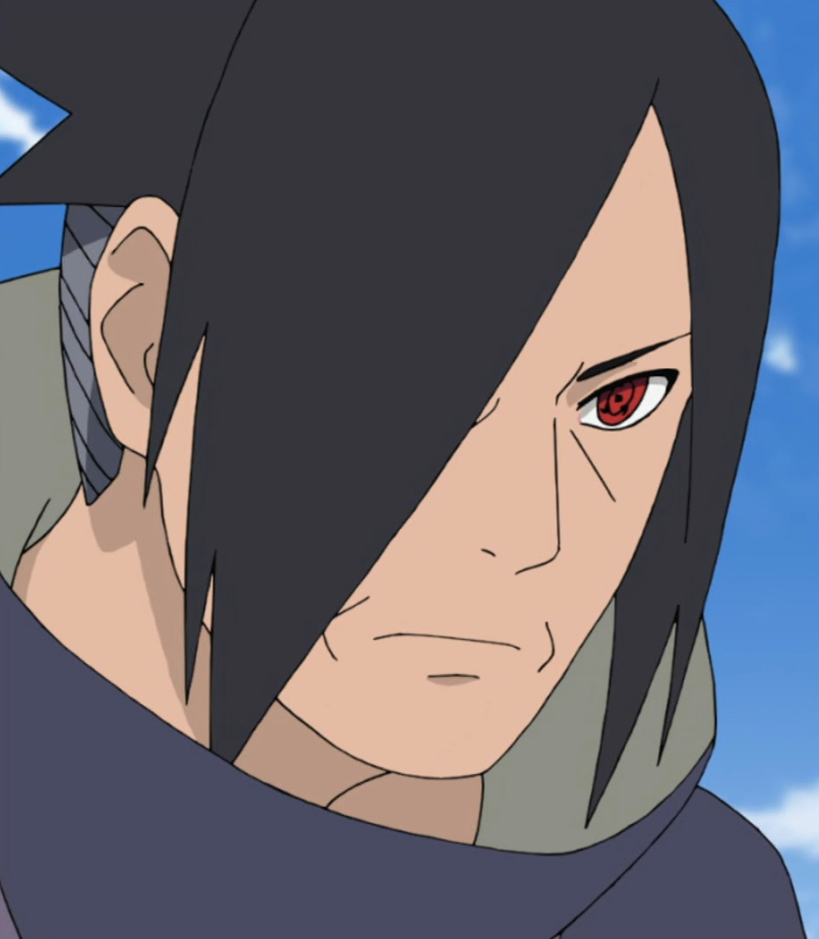 Weakest to the Strongest Uchiha