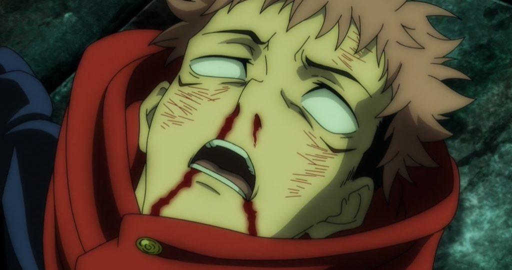 Jujutsu Kaisen Episode 5