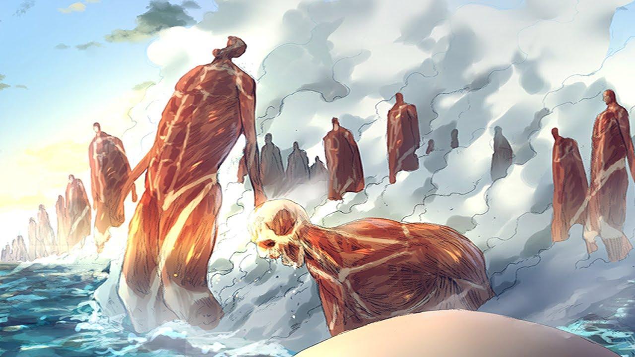 Read Attack on Titan Chapter 134? Shingeki no Kyojin 134 ...
