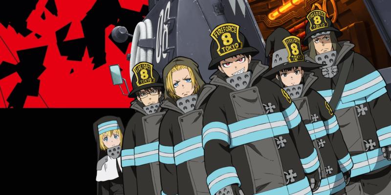 Fire Force Season 2 Episode 24