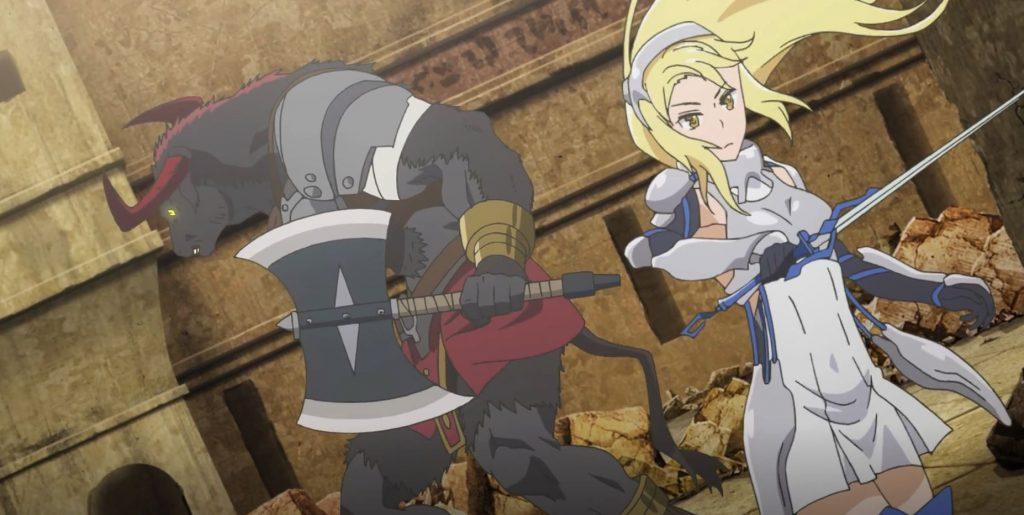 Danmachi Season 3 Episode 9