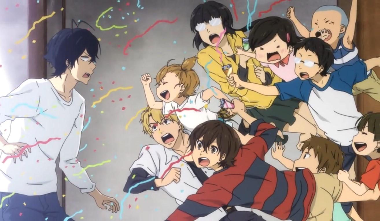Best Christmas Anime