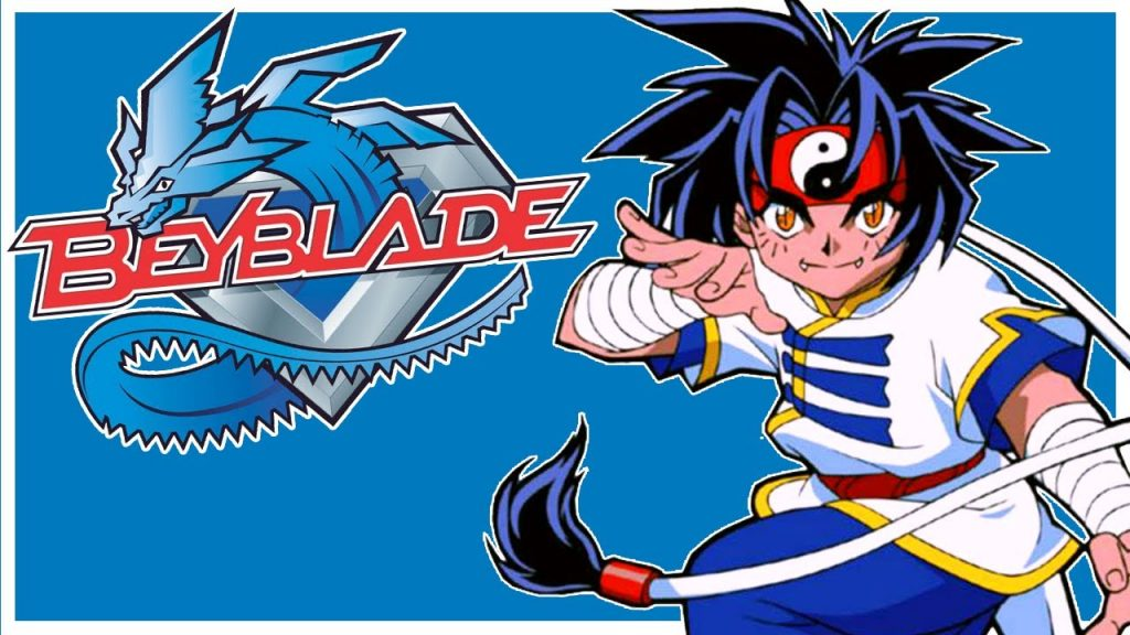 The Strongest Beyblade in Beyblade Orignal Anime Series