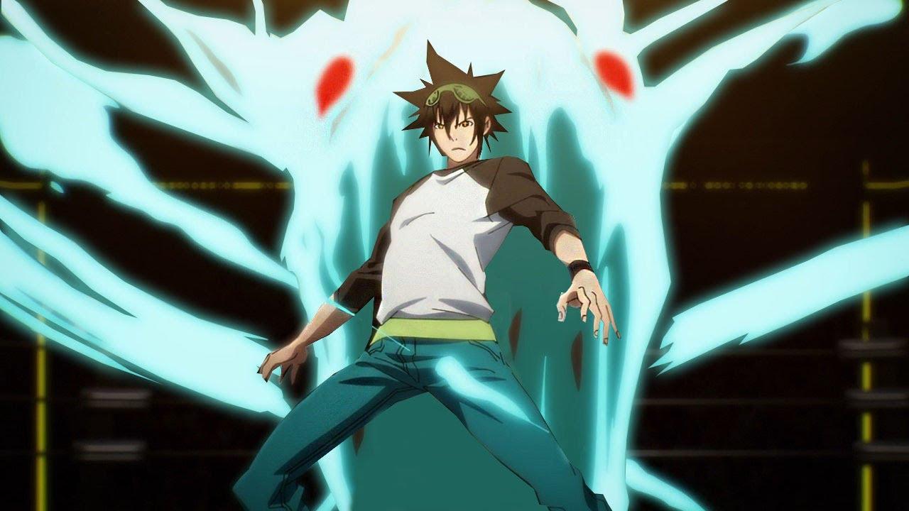 Jin Moori - High School God